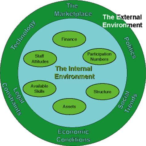 Internal environment business plan