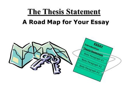 What is the Thesis Statement? Definition